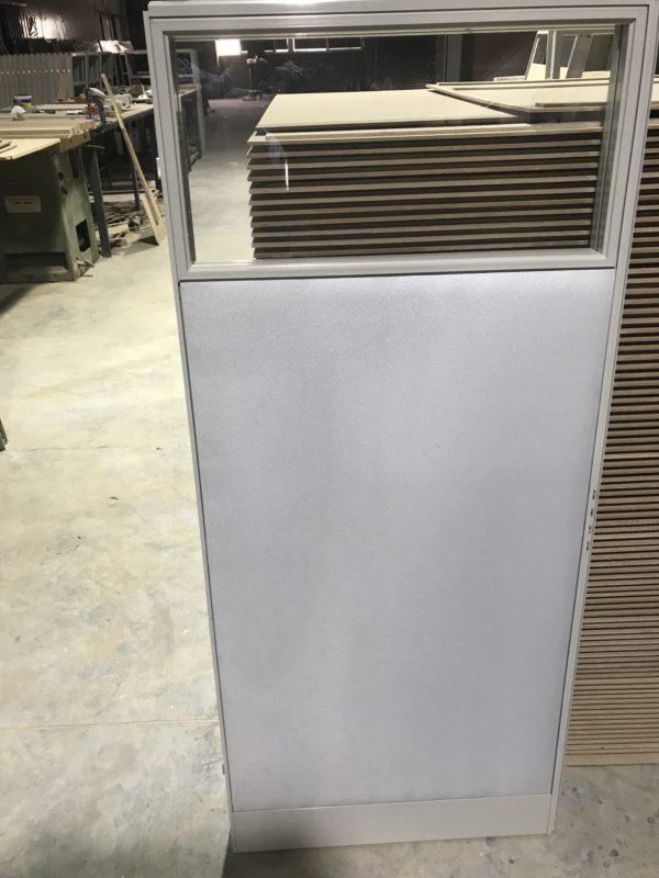3ft Glazed Wrapped Panel