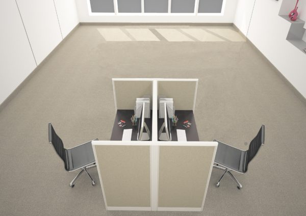 Telemarketing Office Workstations