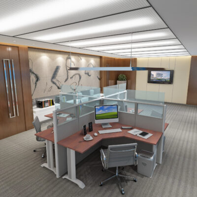 Cubicles and Office furniture in Texas